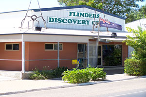Flinders discovery Centre for all information about Hughenden